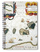 Moluccas: Spice Islands Spiral Notebook