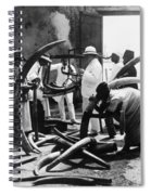 Mombasa: Ivory Trade Spiral Notebook