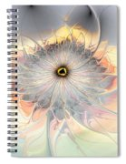 Momentary Intimacy Spiral Notebook