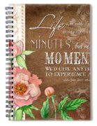 Moments Spiral Notebook