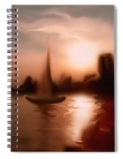 Moments I Remember... Spiral Notebook
