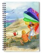 Moments To Remember Spiral Notebook