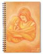 Mommy And Me Spiral Notebook