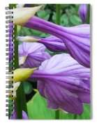 Mom's Garden Spiral Notebook