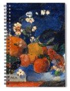Mona Mona Savoureux Spiral Notebook