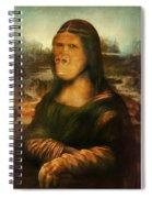 Mona Rilla Spiral Notebook