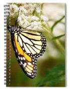 Monarch 2 Spiral Notebook