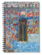 Monastery Angels Spiral Notebook