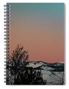 Monday Monday Spiral Notebook