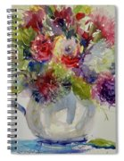 Monday Morning Spiral Notebook