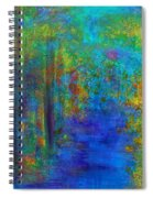 Monet Woods Spiral Notebook