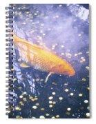 Money Koi Spiral Notebook