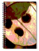 Money Plant Spiral Notebook