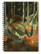 Monhegan Maine Spiral Notebook
