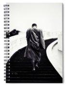 Monk Spiral Notebook