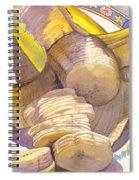 Monkey Bait Spiral Notebook