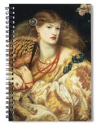 Monna Vanna Spiral Notebook