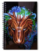 Monsieur De Lioncourt Spiral Notebook
