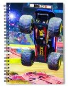 Monster Jam 1 Spiral Notebook