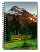 Montain Spiral Notebook