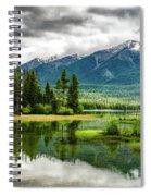 Montana Beauty Spiral Notebook