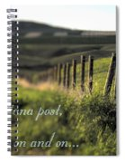Montana Dream Spiral Notebook