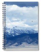 Montana Flight Spiral Notebook