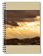Montana Gold Spiral Notebook