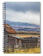 Montana Scenery Spiral Notebook