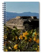Monte Alban 4 Spiral Notebook