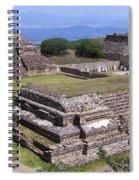 Monte Alban Spiral Notebook
