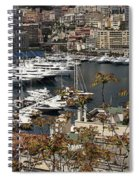 Monte Carlo 10 Spiral Notebook