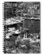 Monte Carlo 10b Spiral Notebook