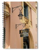 Monte Carlo 7 Spiral Notebook