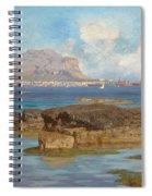 Monte Pellegrino Spiral Notebook
