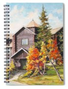 Montebello Spiral Notebook