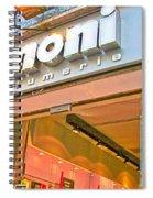 Montecatini-10 Spiral Notebook