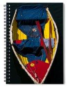 Monterey Skiff Spiral Notebook