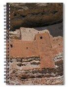 Montezuma Castle National Monument Spiral Notebook