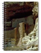 Montezumas Castle Spiral Notebook