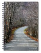 Montgomery Mountain Rd. Spiral Notebook