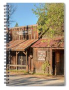 Montgomery Street II Spiral Notebook