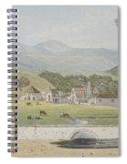 Montpelier Estates - St James Spiral Notebook