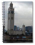 Montreal 15 Spiral Notebook
