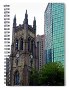 Montreal 26 Spiral Notebook