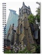Montreal 27 Spiral Notebook