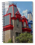 Montreal 32 Spiral Notebook