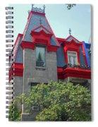 Montreal 33 Spiral Notebook