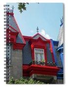 Montreal 34 Spiral Notebook