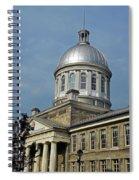 Montreal 7 Spiral Notebook